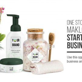Pabrik Jasa Maklon Kosmetik Body Scrub dan Exfoliator